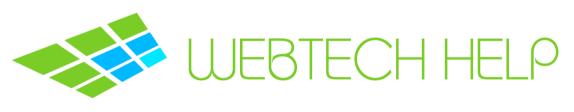 WebTech Help
